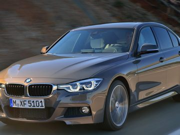 A Look at the BMW 3 Series