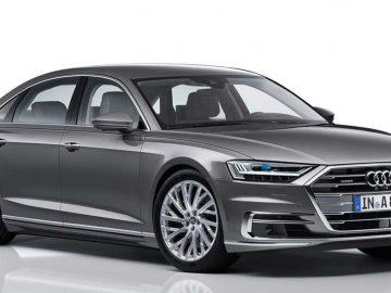 Sneak Peak: The 2017 Audi A8