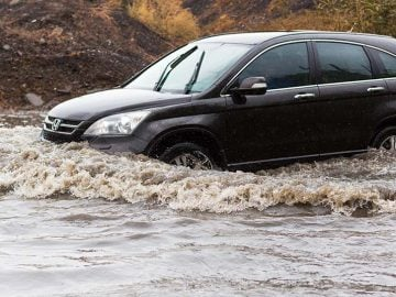 Car Parts to Check After Driving in Flood Conditions