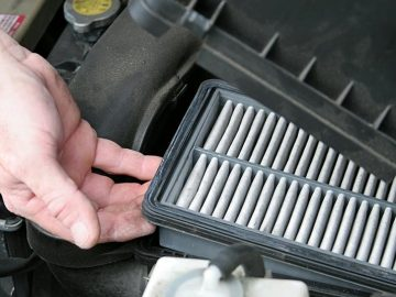 How to Change the Air Filter on Your Car