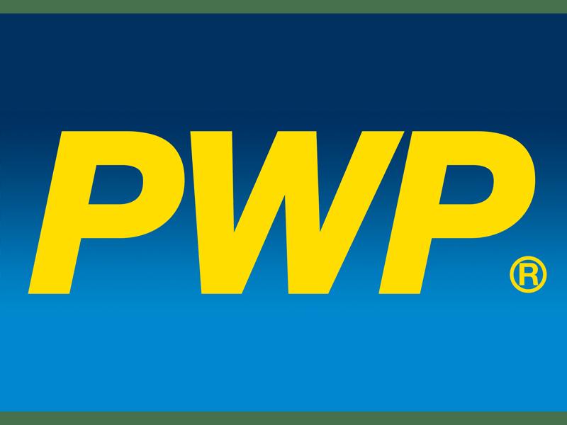 PWP Water Pumps logo
