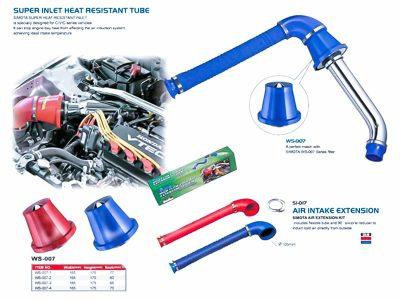 Cold Air Extension Kits
