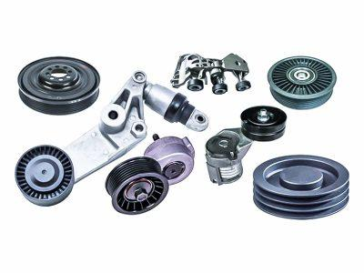 Tensioners, Pulleys & Idler Wheels