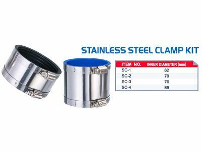 Simota Filter Clamps