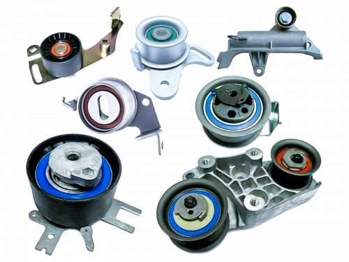 Timing Belt Tensioners and Idler Wheels