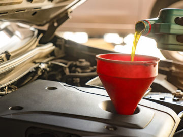 Masterparts High-Performance Synthetic Engine Oils