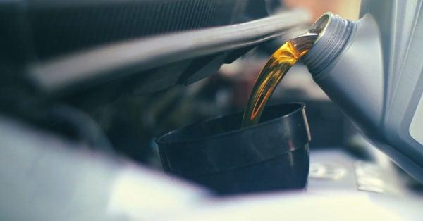 petrol and diesel engine oil